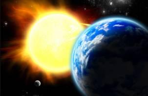 Земля максимально приблизилась к Солнцу