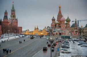 Москва вошла в пятерку лучших городов мира
