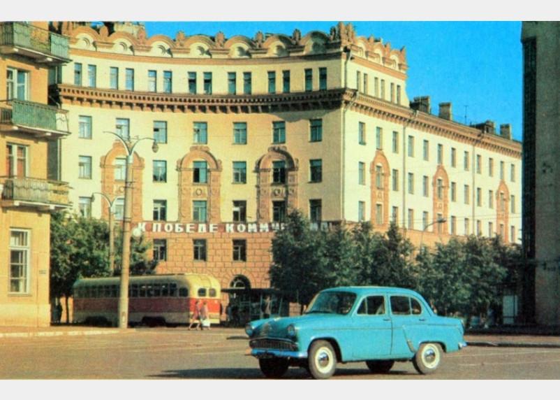 Смоляне хотят вернуть трамваи на улицу Дзержинского