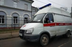 В Дорогобужском районе иномарка сбила девушку