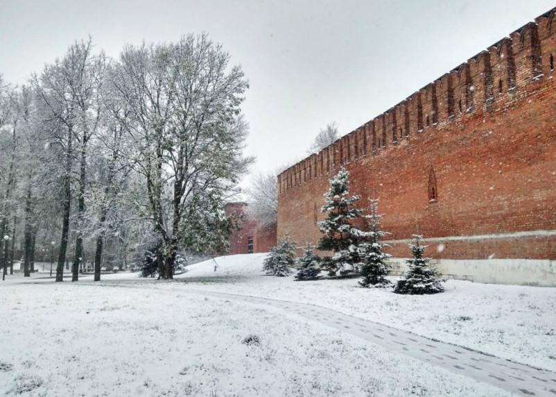 В Смоленской области на выходных ожидается январская погода