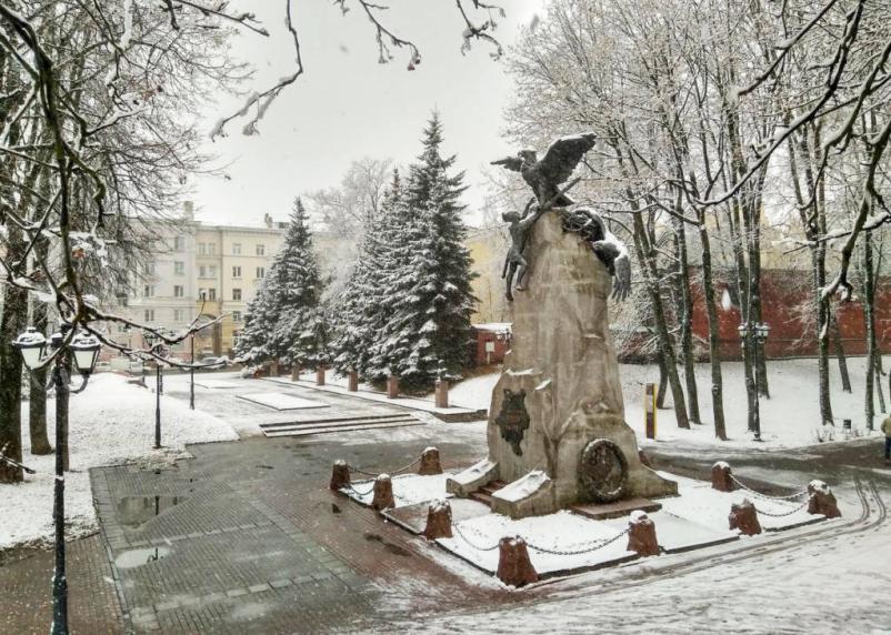 Смоленск лидирует в рейтинге лучших городов России