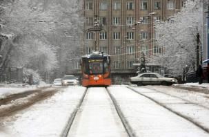 Движение трамваев на Полиграфкомбинат возобновили в Смоленске