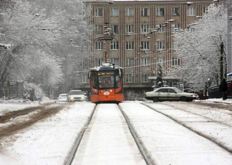 С 1 января в Смоленске подорожает проезд в общественном транспорте
