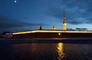 Санкт-Петербург закрылся на Новый год