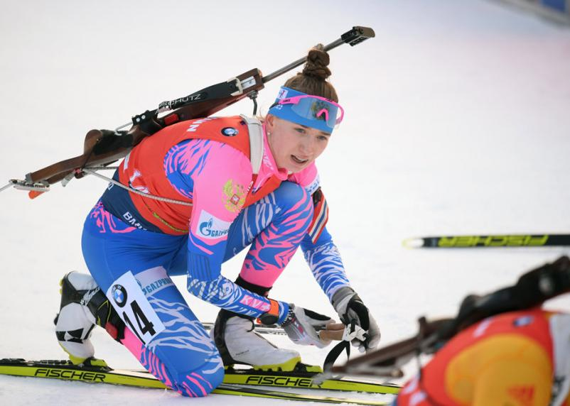 Российские биатлонисты поставили антирекорд по гонкам без медалей