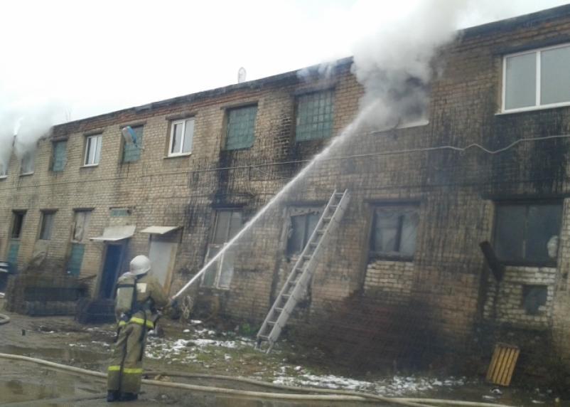 В Верхнеднепровском в огне погиб мужчина