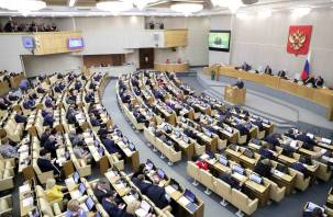 Роспуск Госдумы записали в президентский сценарий