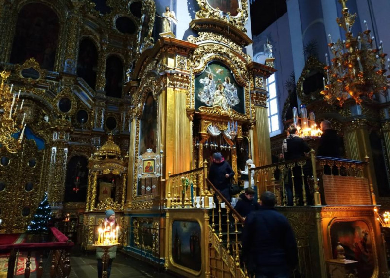 Смоленская епархия будет вести онлайн-трансляцию Пасхального Богослужения