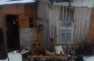 Нечеловеческие условия. Смолянка-инвалид живет в доме без отопления и окон