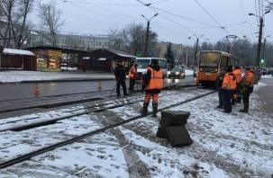 Отмена трамваев отменяется. Ремонт Николаева переносится