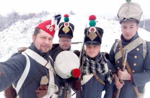 Смоленские реконструкторы стали участниками программы «Поедем, поедим»