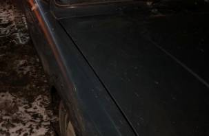 В Ярцевском районе ВАЗ сбил мужчину