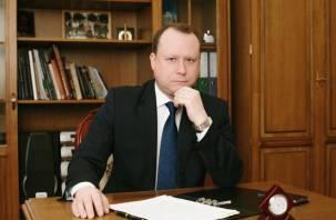 Бывший директор парка в Соловьиной роще и Лопатинского сада Сергей Черняков заключен под стражу