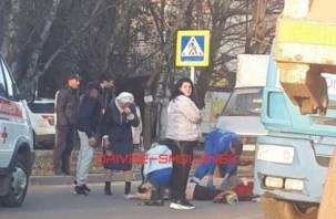 В Смоленске разыскивают свидетелей смертельного ДТП с двумя женщинами