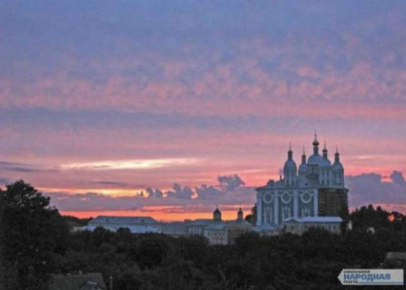 Смоленск вошёл в десятку лучших городов России