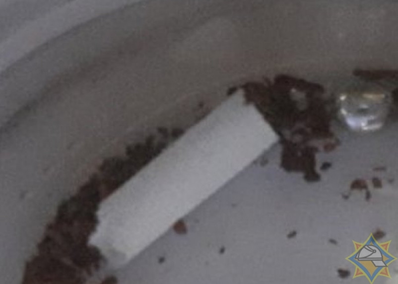 В Беларуси в сигаретах нашли вещество, похожее на ртуть