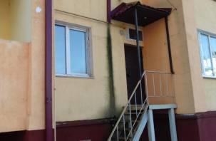 Холод, сырость, плесень. Переселенцы не могут нормально жить в новом доме в Ярцеве