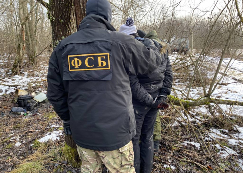 Готовили массовые убийства. ФСБ задержала 13 человек