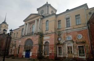Минкульт рассматривает заявку на финансирование ремонта Днепровских ворот