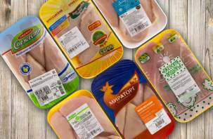 Половина наколотого куриного филе попала в Чёрный список