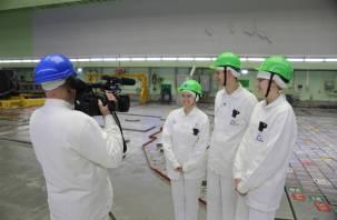 На Смоленской АЭС готовят атомщиков для белорусской атомной станции