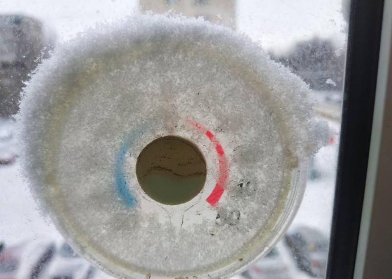 В воскресенье в Смоленской области ожидается снег