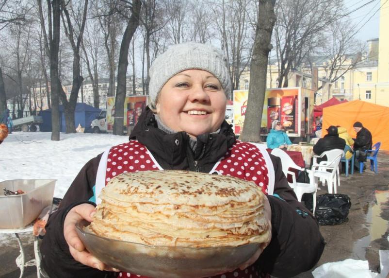 На время праздничных гуляний в Смоленске ограничат движение по трем улицам
