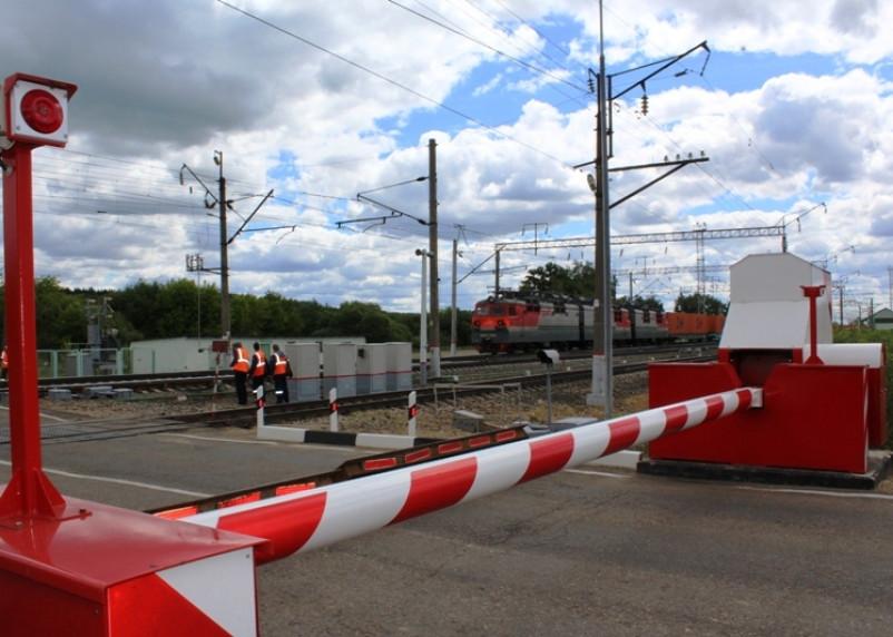 В Смоленской области закроют железнодорожный переезд