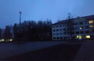 Город атомщиков разваливается и погружается во тьму