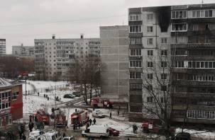 Женщина погибла, 15 человек спасены. Подробности пожара на Рыленкова в Смоленске