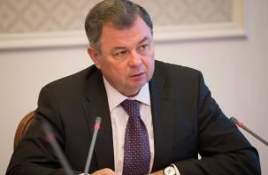 Губернатора Калужской области переведут с должности