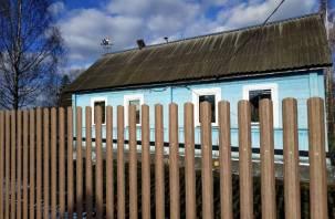Житель Саратовской области ограбил на Смоленщине 6 дачных домов