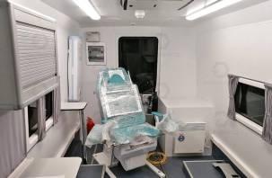 Фельдшеры поедут по Смоленской области в гинекологических креслах?