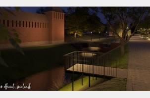 На Смоленской крепостной стене покажут военную историю