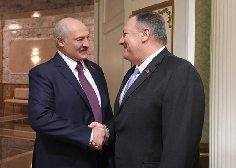США помогут белорусам создать «собственное суверенное государство»