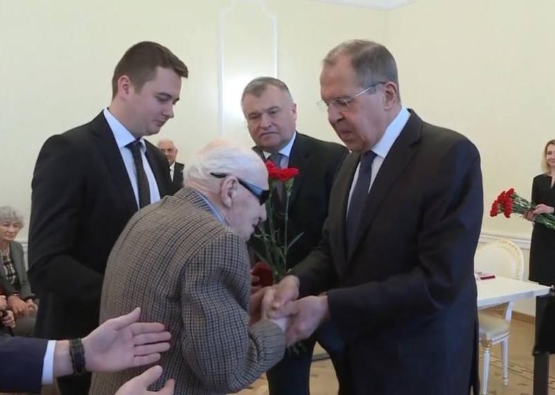 В Мюнхене вручили памятные медали ветеранам