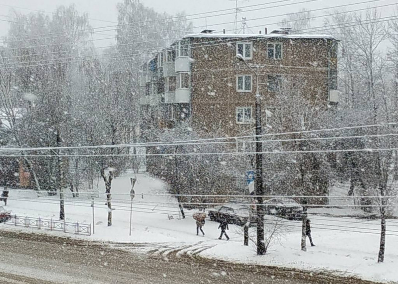 14 декабря смолян ждет облачная погода и мокрый снег