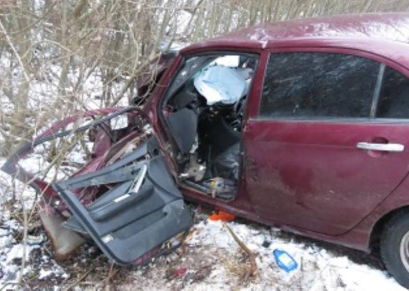 В Дорогобужском районе авария с фурой унесла жизнь 36-летнего водителя