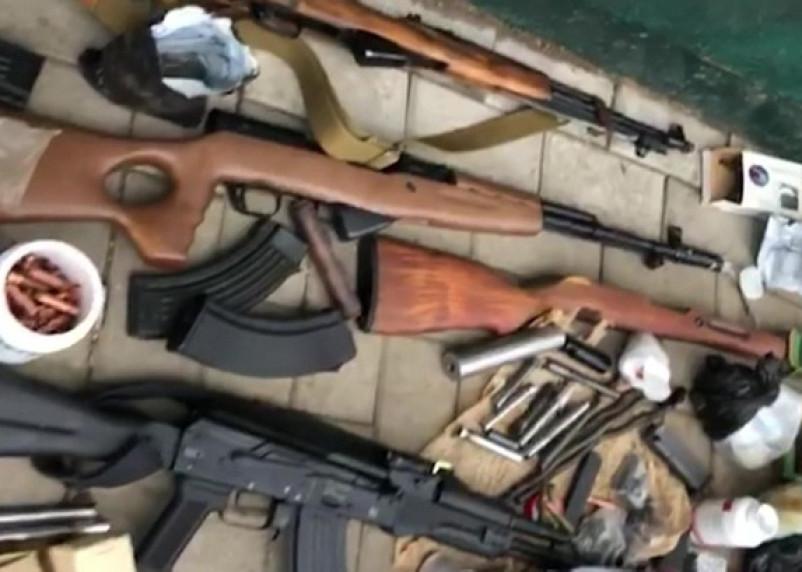 ФСБ выявила крупную сеть подпольных оружейников в 19 регионах