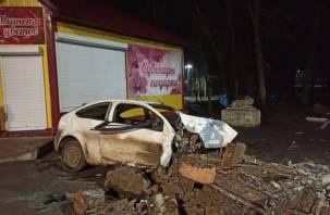 Подробности автокатастрофы в Смоленской области, где погибли 3 человека и 2 госпитализированы