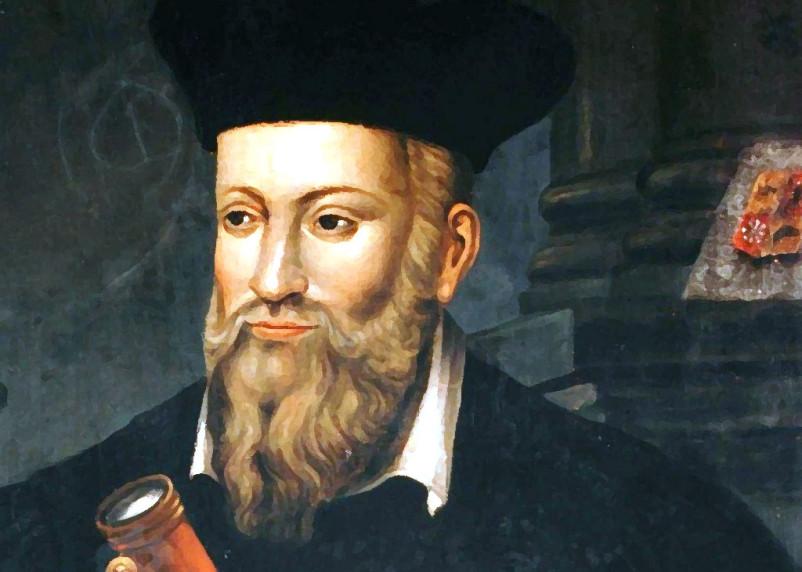 «На земле и на воде». Нострадамус предсказал дату спасения от коронавируса?