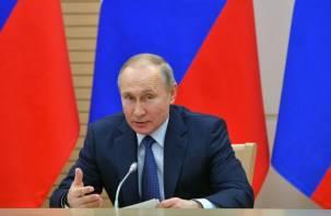 «Такого еще не было». Путин высказался о ситуации на рынке нефти