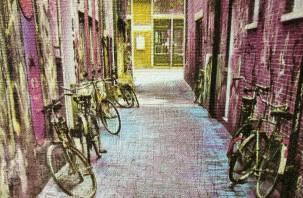 У смолянки украли велосипед за 18 тысяч рублей