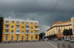Рабочая неделя в Смоленской области завершится грозами