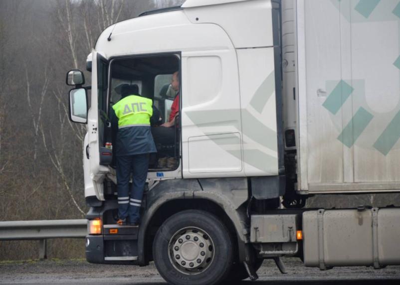 15 апреля в Смоленске проходят «сплошные проверки» водителей