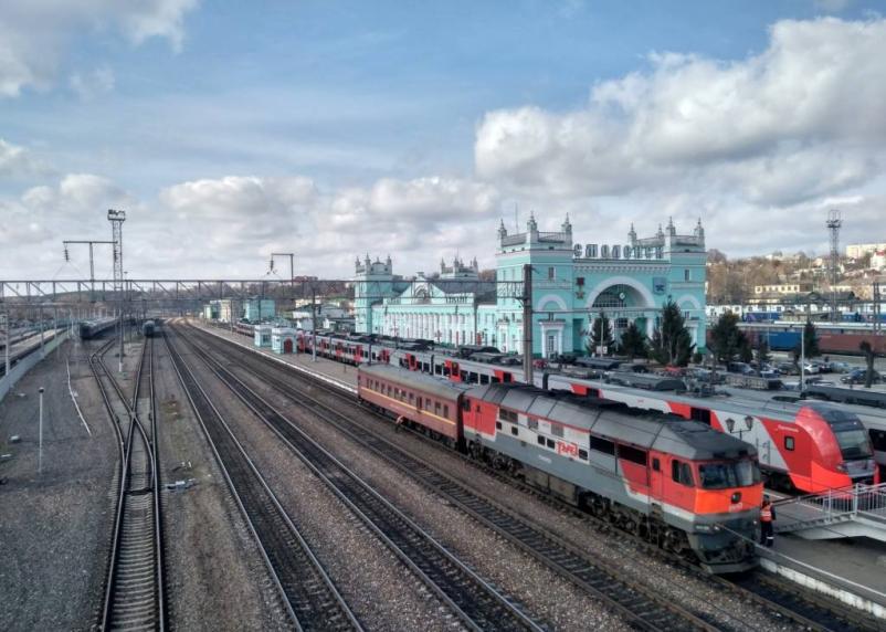 Смолянина на железнодорожном вокзале обокрал белорус
