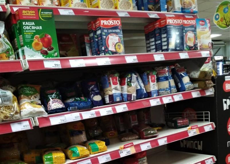 Названы правила похода в магазин в условиях пандемии
