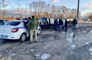 В Смоленской области накрыли канал легализации мигрантов