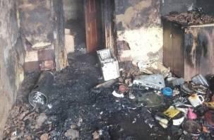 8 марта едва ли не обернулось трагедией для жителей Дорогобужа